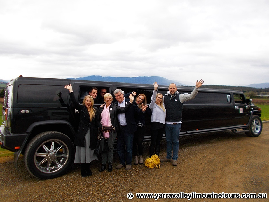 hummer yarra valley wine tours